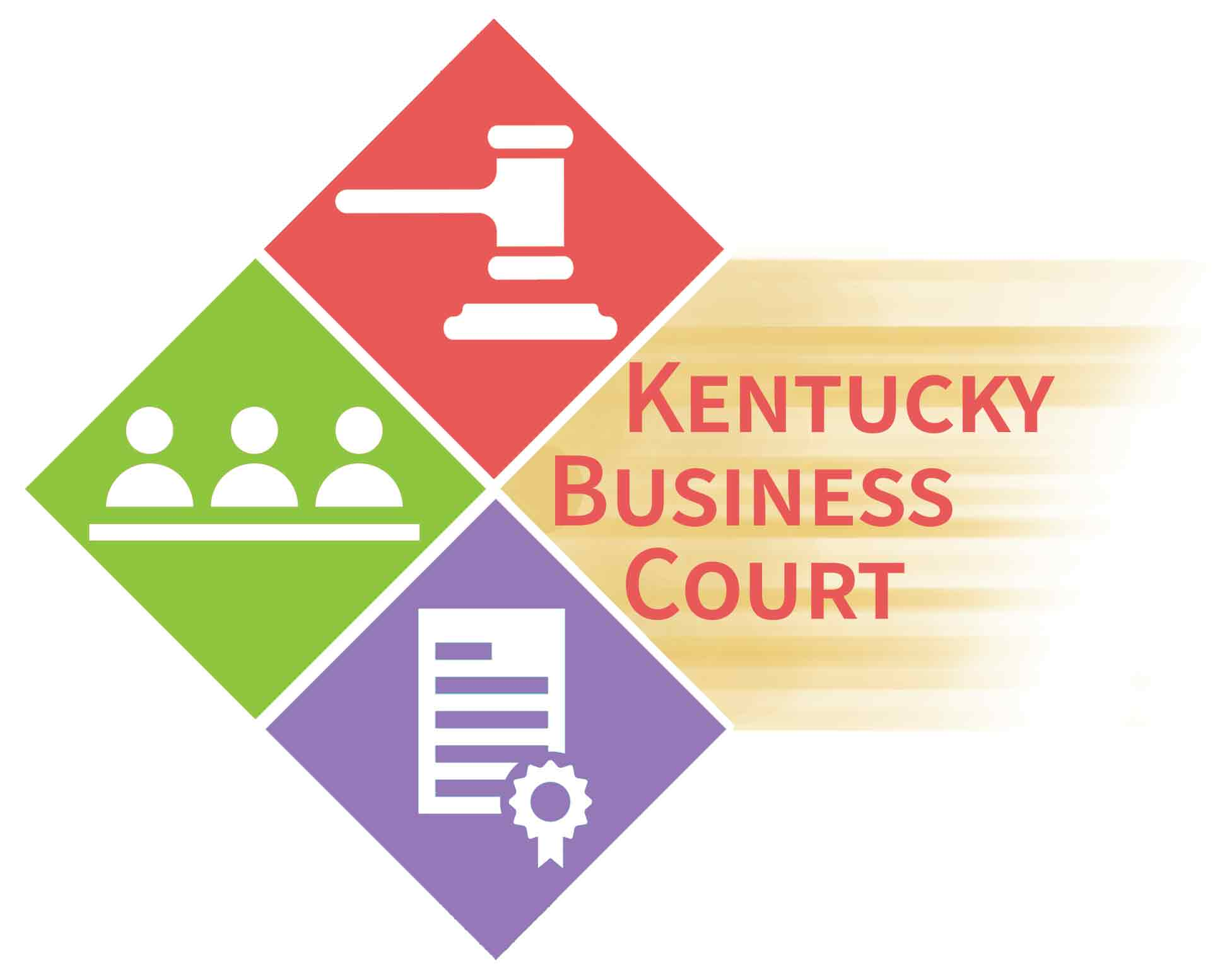 Business Court Logo